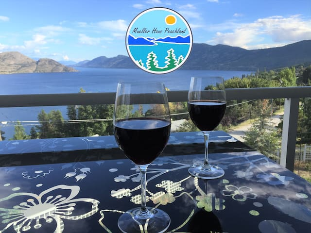 LAKE VIEWS + On Wine Trail + 2300 sq ft