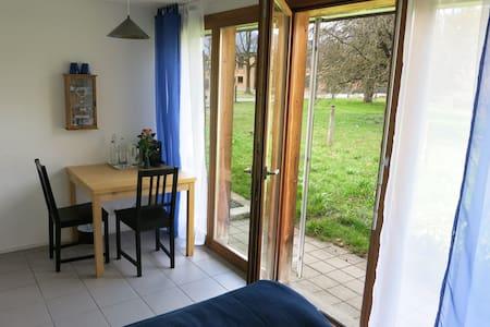 Wohlfühlzimmer mit eigenem Bad - Thun - Wohnung