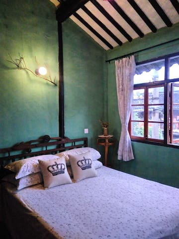Peaceful Duplex Room in Zhu jia jiao water town - Xangai - Cabana