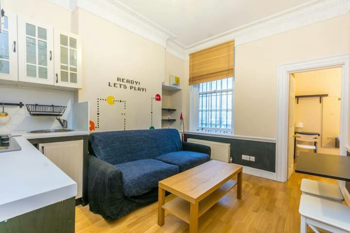 Private One Bedroom Apartment Central London - Londýn - Dům