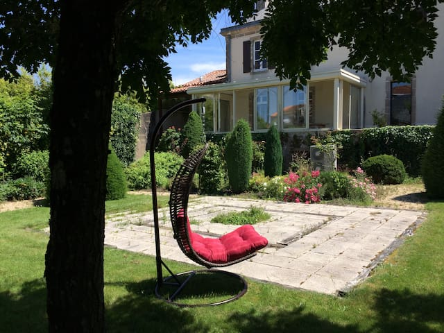 Chambre chez l'habitant à 25 minutes du Puy du Fou