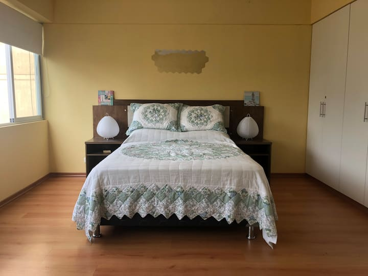 COZY STUDIO IN THE HEART OF MIRAFLORES
