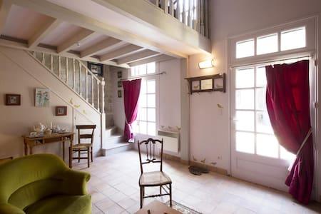 Chambre Dacothé - Vineuil-Saint-Firmin - Pension