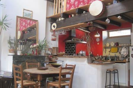 Maison chaleureuse au coeur de Barcelonnette - Barcelonnette