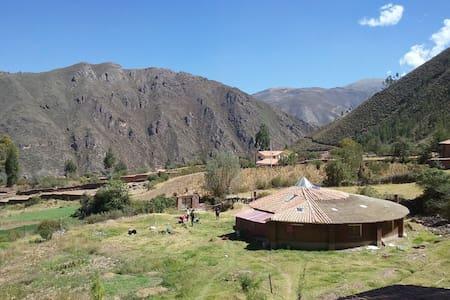 House in Kay Kay, Cusco, Peru