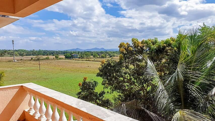 Savio's Apartment - Coconut Grove Residence Goa