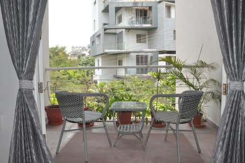 Chandralok 202- Two Bedroom Apartment
