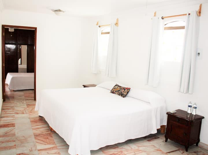 Private Double Room #2 in Lomas de Mazatlán