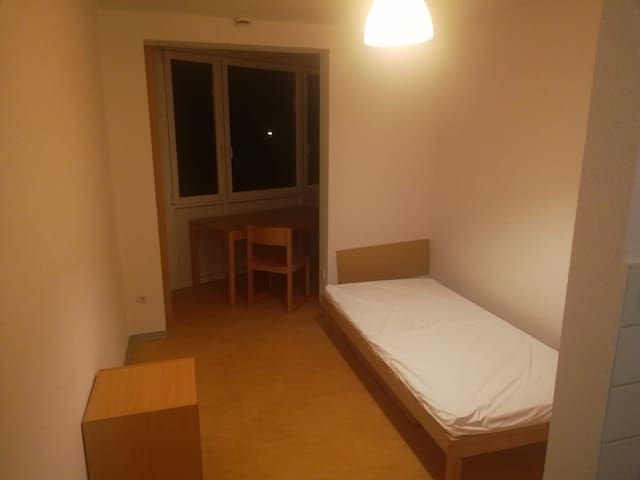 A Single Room Apartment free untill 31 Jan 2020