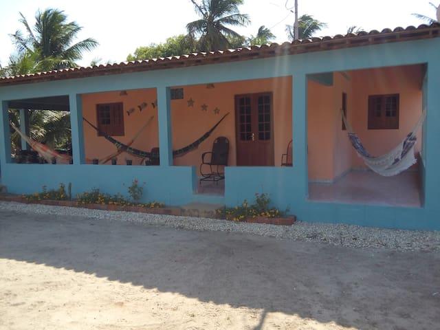 Hospedaria Peixe-Boi Marinho - Barra do Mamanguape