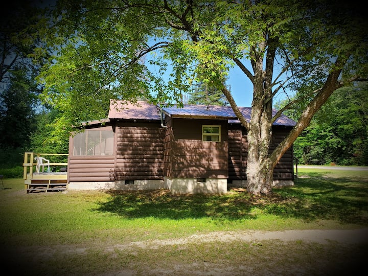 The Fir at Hiawatha Cabins