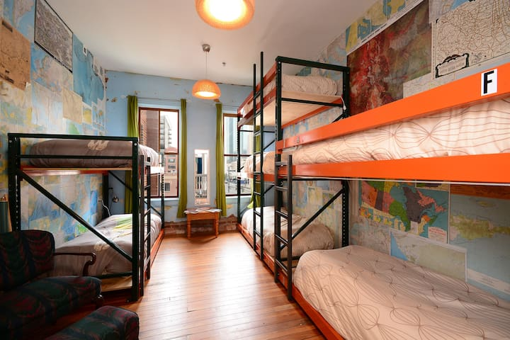 Amazing Bunk FEMALE Only Shared Room