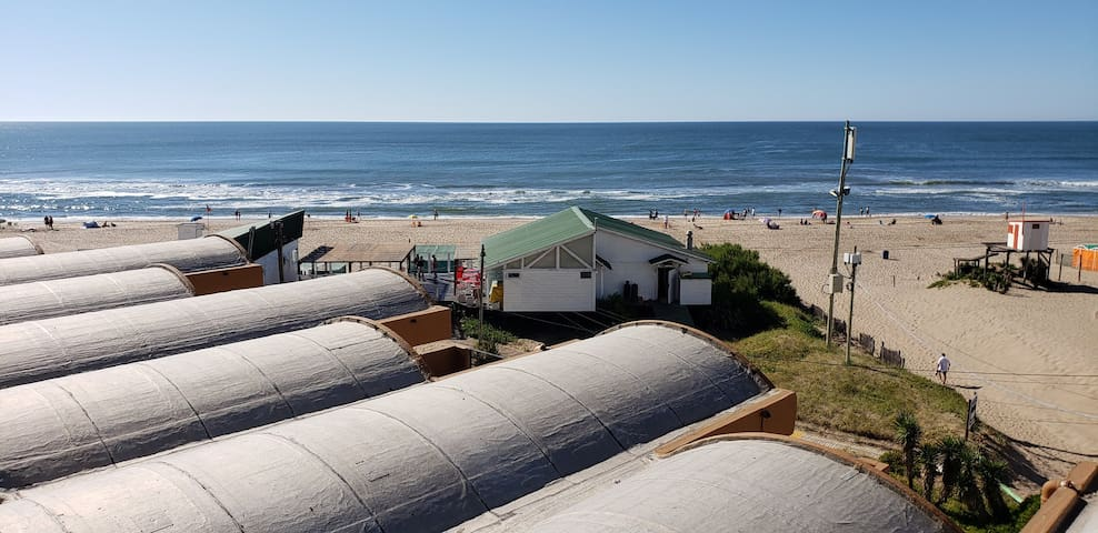 Departamento Villa Gesell Frente al Mar (zona Sur)