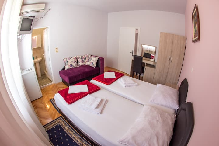 Beautiful 2+1 room in Guesthouse Blue Coast #2
