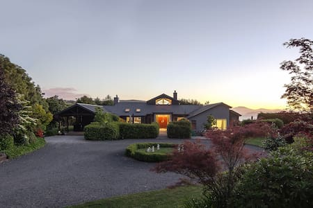 """RURU LODGE"" - Kinloch, home stay. - Kinloch - Bed & Breakfast"