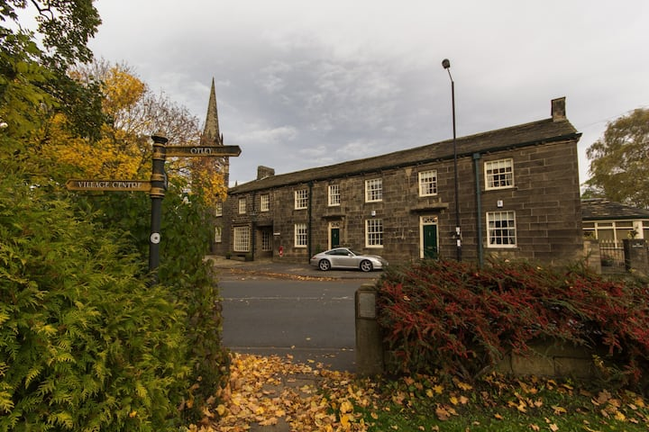 Burley Old School House, Burley-in-Wharfedale