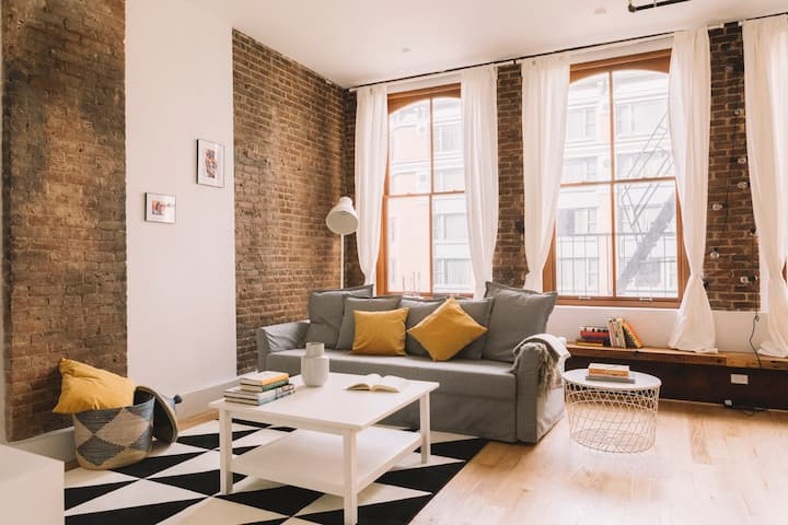 The TriBeCa LOFT #4 ; Church st. Perfect location.