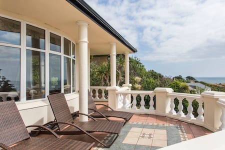 Dazzling Sea View Villa on Dublin Bay.