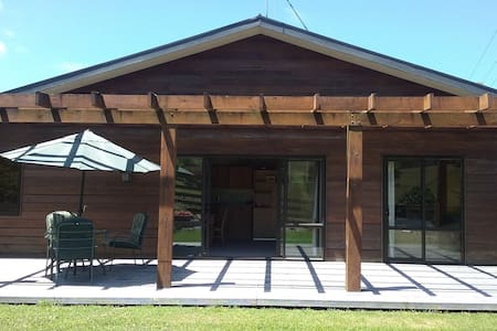 Secluded country lodge - Matamata