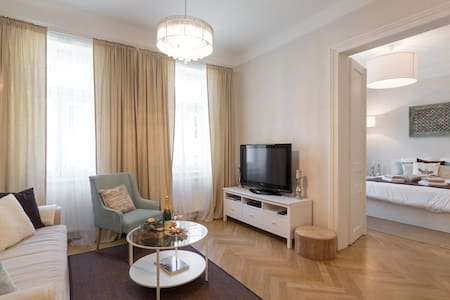 Trendy Viennese Apartment close to City Center - 维也纳 - 公寓
