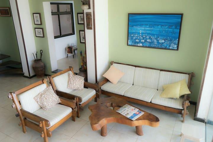 Casa de Artistas 2 - Beira Mar e Sítio Histórico - Olinda - Ev