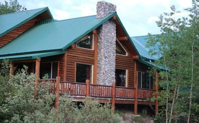 Edgewater Cabin Island Park