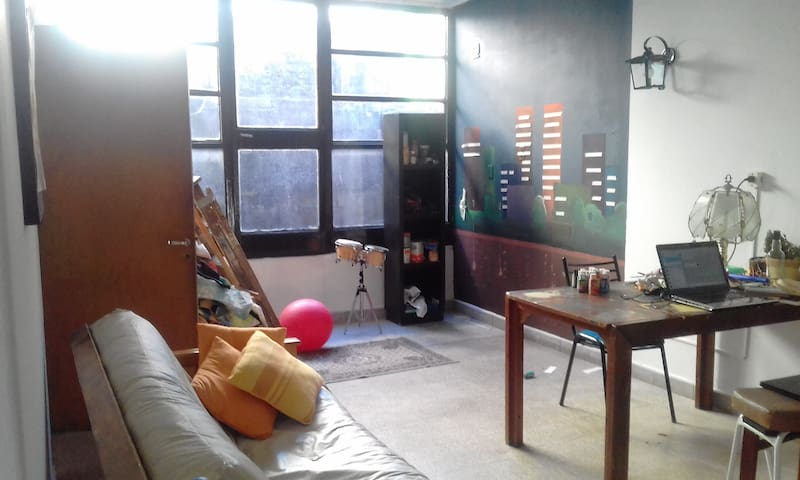 Habitación privada o casa - Rosario - Hus