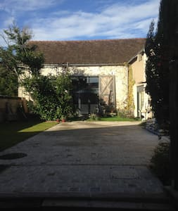"Guesthouse ""de charme"", one hour away from Paris - Montcourt-Fromonville"