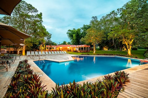 Hotel Chichen Itza- Dbl Room Pool View W/Breakfast