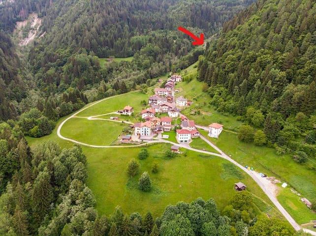Al Molin - valle del Vanoi Primiero Trentino