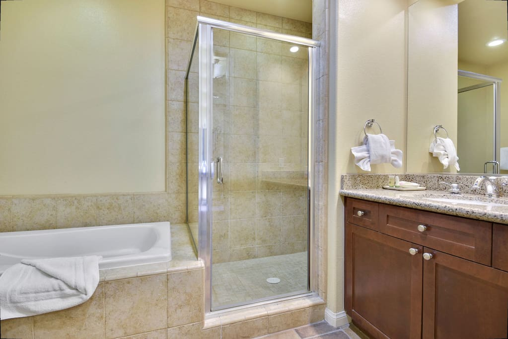 Suite with Shower