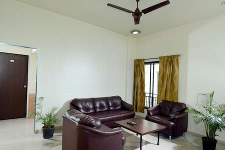 Anand homes serviced apartment - Nashik - Serviced apartment