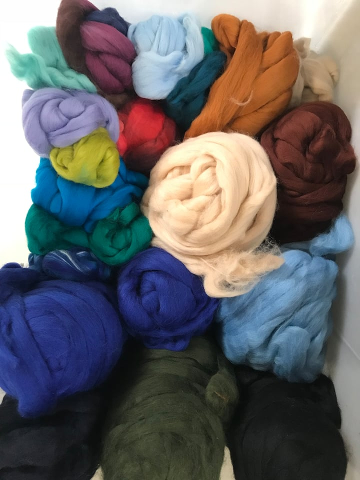We provide a wide range of luxury fibres