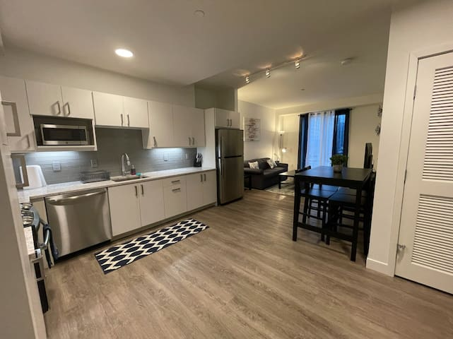 Huge Dwtn Apt/Free Parking/Gym/Accessible/Hospital