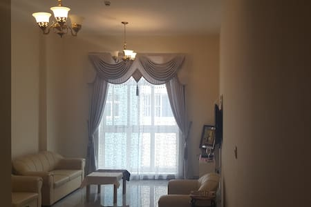Next to Metro - Comfy & Cozy Room +Nice View - Apartmen