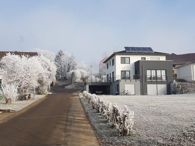 Großzügiges Loft mit Terrasse