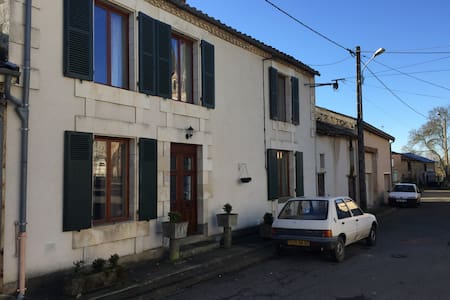 Maison de charme dans le Limousin - Lathus-Saint-Rémy