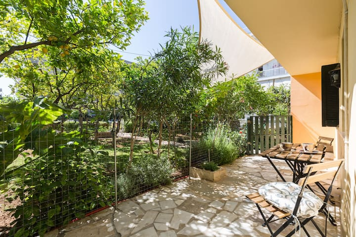 Glyfada Center Green Oasis / Long Term rental