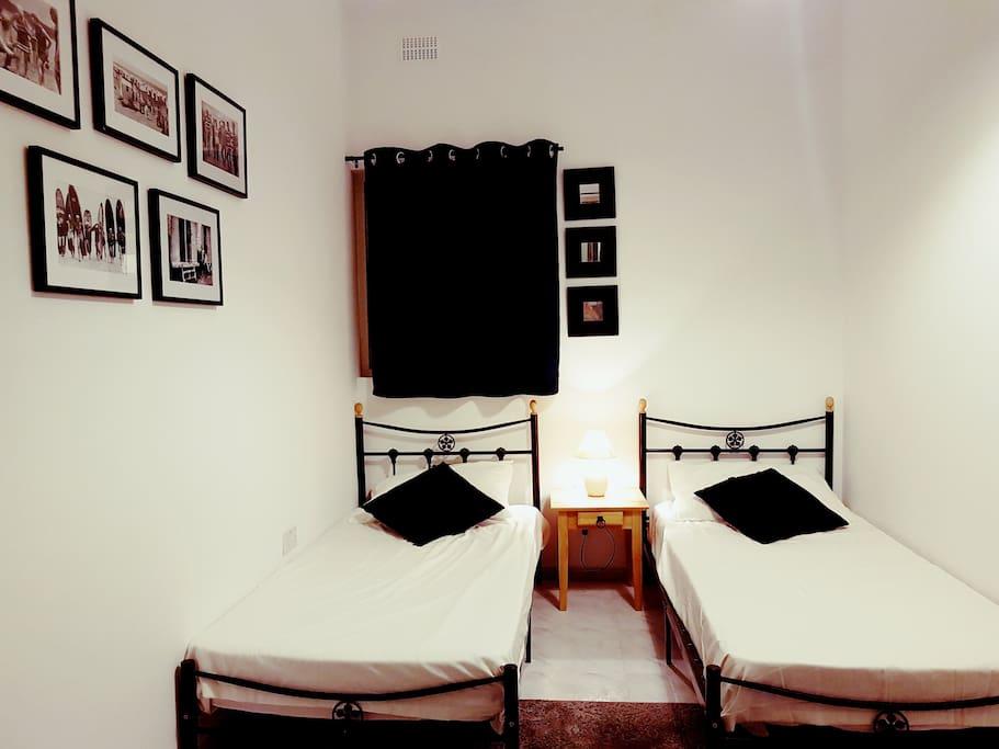 Third bedroom - sleeps 2
