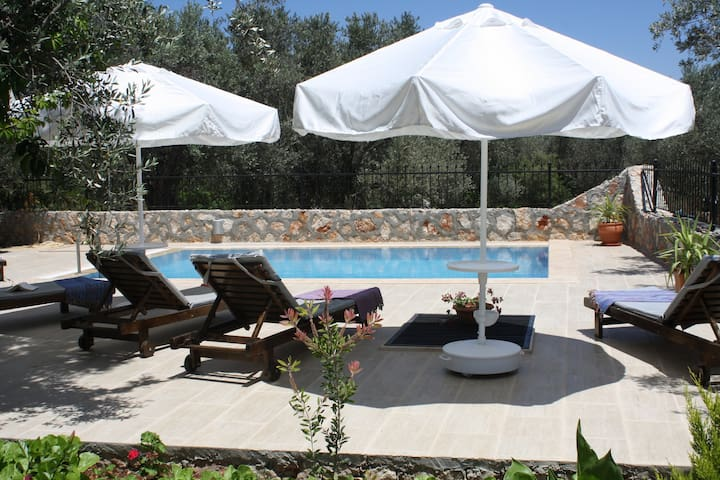 Beautiful 2 bedroom apartment near to Patara beach - Kaş - Lejlighed