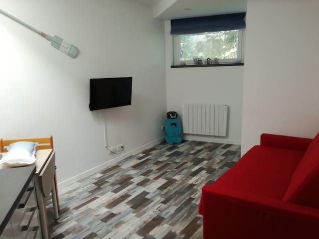 Studio Carnac bourg entre Mer et Mégalithes