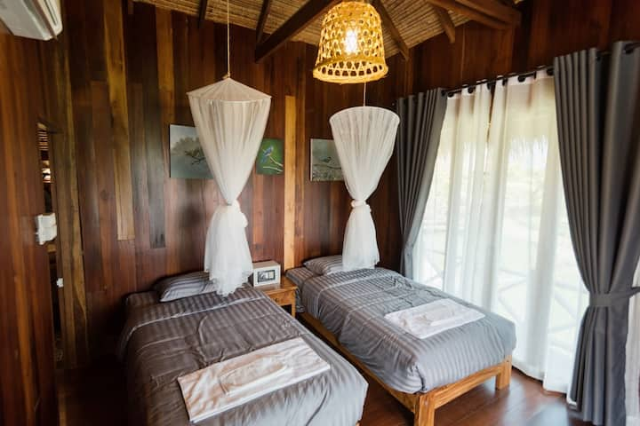 1-Bedroom Villa at Tongna Cottage Natural Resort