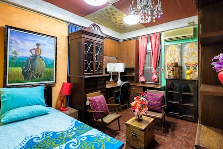 Guesthouse near historical attractions - Bangkok