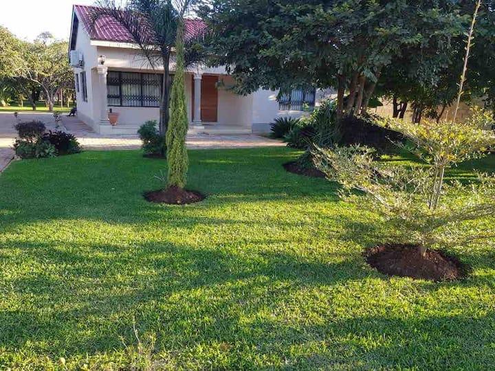 Modern Lusaka Home