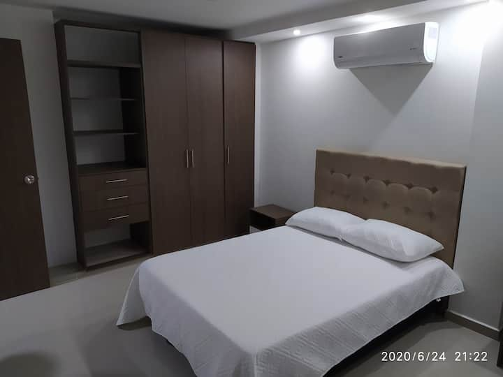 Habitación (Hotel) en Tuluá al mejor precio -(303)