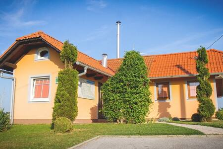 Charming house in green - Donji Koncovčak - Huis