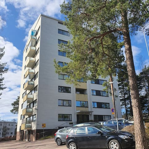7th floor apartment near Imperial fishing lodge