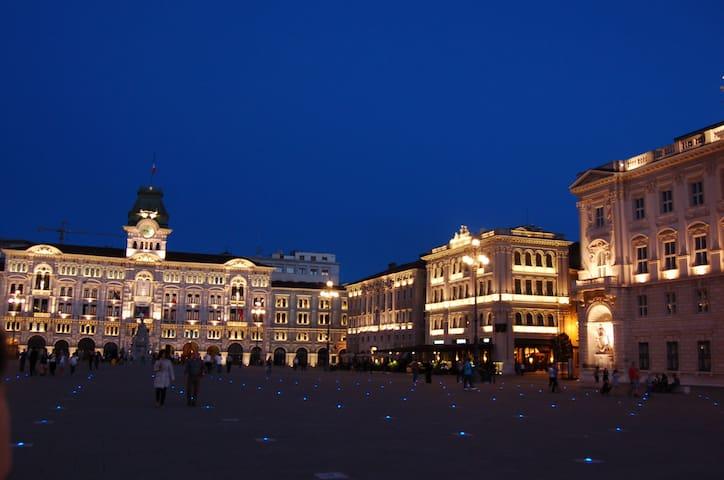 Casa indipendente nel centro storico di Trieste