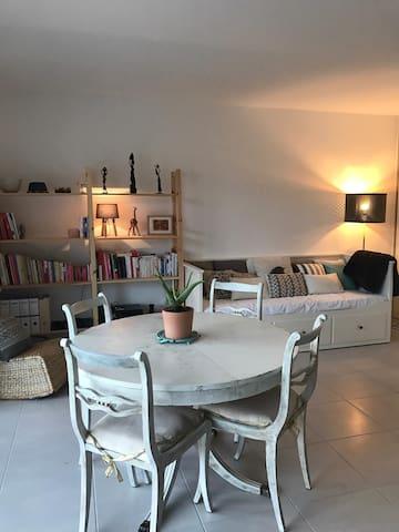 Appartement calme proche de Genève