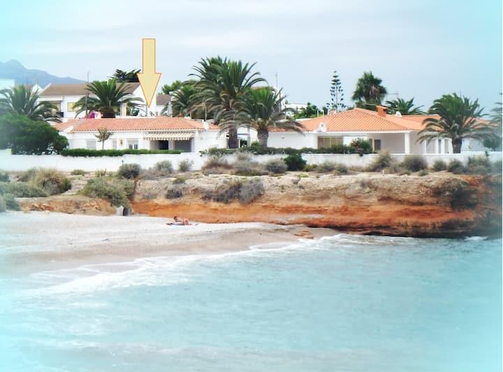 Strandhaus direkt am Meer in Vinaròs
